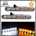 Euro 6 LED Daytime Running Light DRL Daylight Kit Fog Lamp Day Time Lights