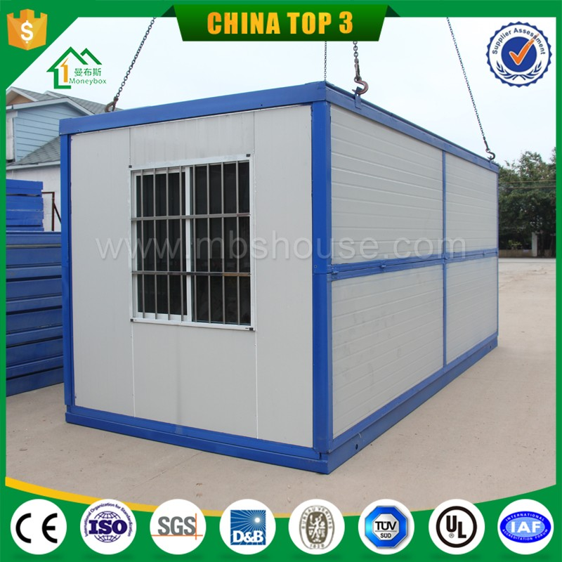 Moneybox Foldable Type Easy Build Fabricated Container House