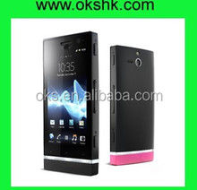 The cheapest smart mobile phone ST25i Android v2.3 5MP camera cellphone