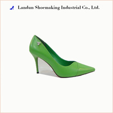 Custom cheap dress shoes for african from china high heels shoes maker