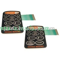 emboss tactile membrane switch