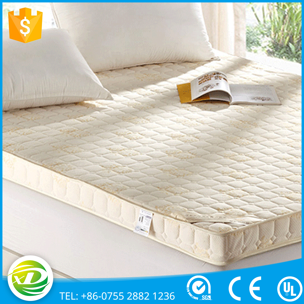 Cheapest price China comfort night mattress factory memory foam