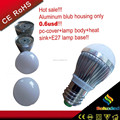 aluminum bulb housing parts 3-15w