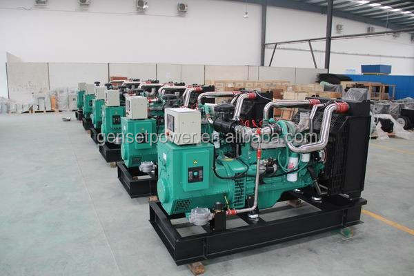 Dalian factory price 250kw to 850kw natural gas backup generator