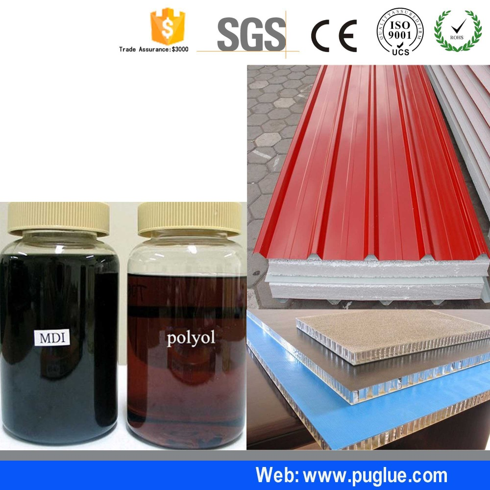 one component pu glue Polyurethane Silicone Sealant for Foam and metal panel