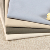 China supplier popular style plain cotton stretch poplin fabric