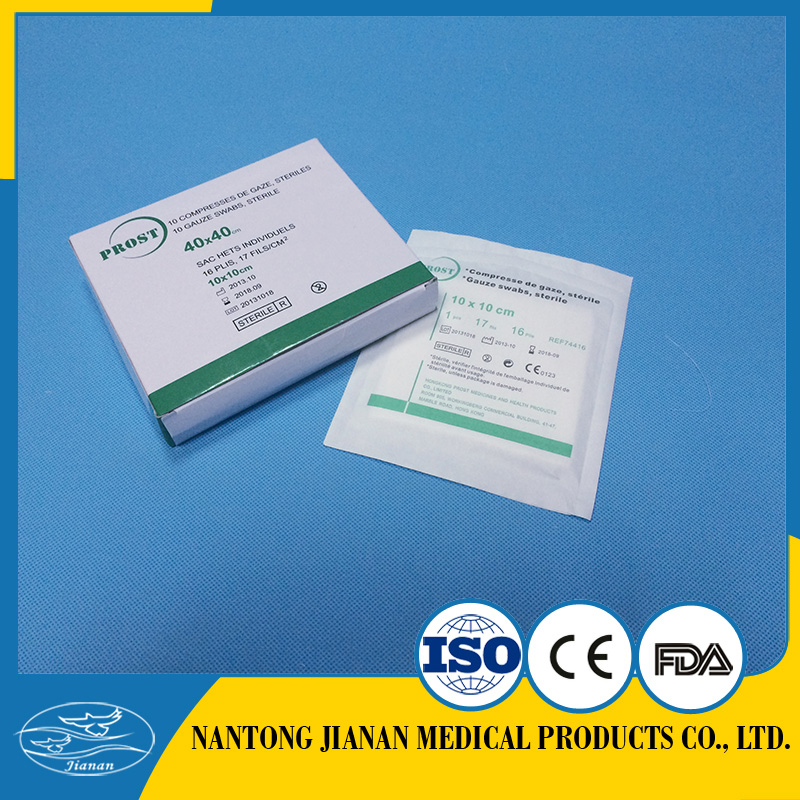 China manufacturer hemostatic gauze bandage Roll with high quality