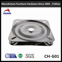 Modern Furniture Ball Bearing Swivel Plate For Furniture Hardware Rotating Turntable CH-G01