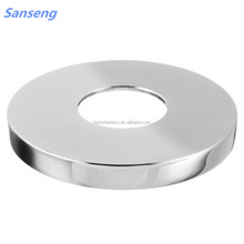 Stainless Steel Handrail Base Plate Cover Stair Fence Balcony Railing Cover