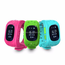 Hot selling brand new wrist watch gps tracking device for kids factory direct sale