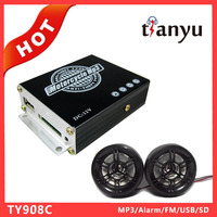 High Quality Big Power Motorcycle Amplifier for vw golf(mk5) car mp3 player with bluetooth
