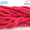 shanghai blended roving wool spinning factory smb popular selling oeko tex hand knitting very thick super wool yarn