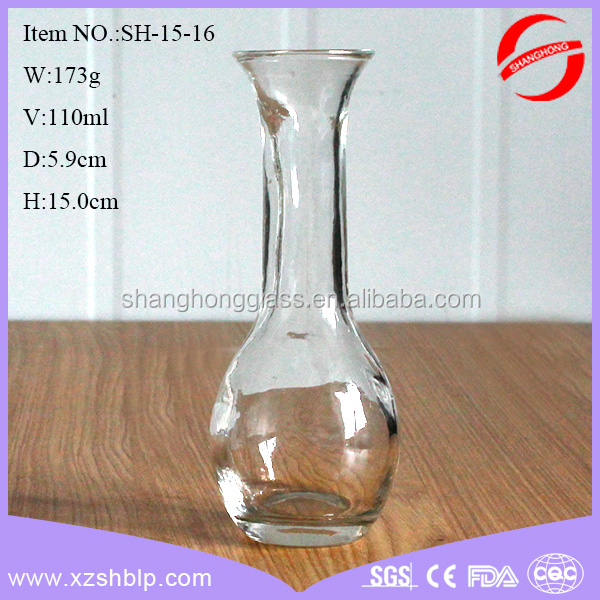 Small Glass Vase Home Decorative Glass Different Types Of