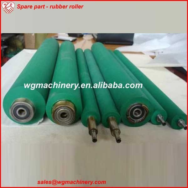 Spare Parts For Offset Printing Machine Rubber Roller