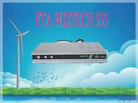 FTA WIZTECH DIGITAL SATELLITE RECEIVER