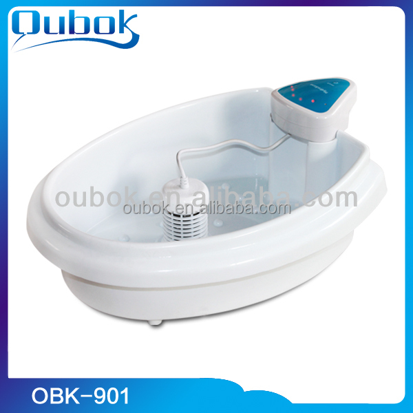 Hydrotherapy Massaging Ionic Detox Foot Spas OBK-901