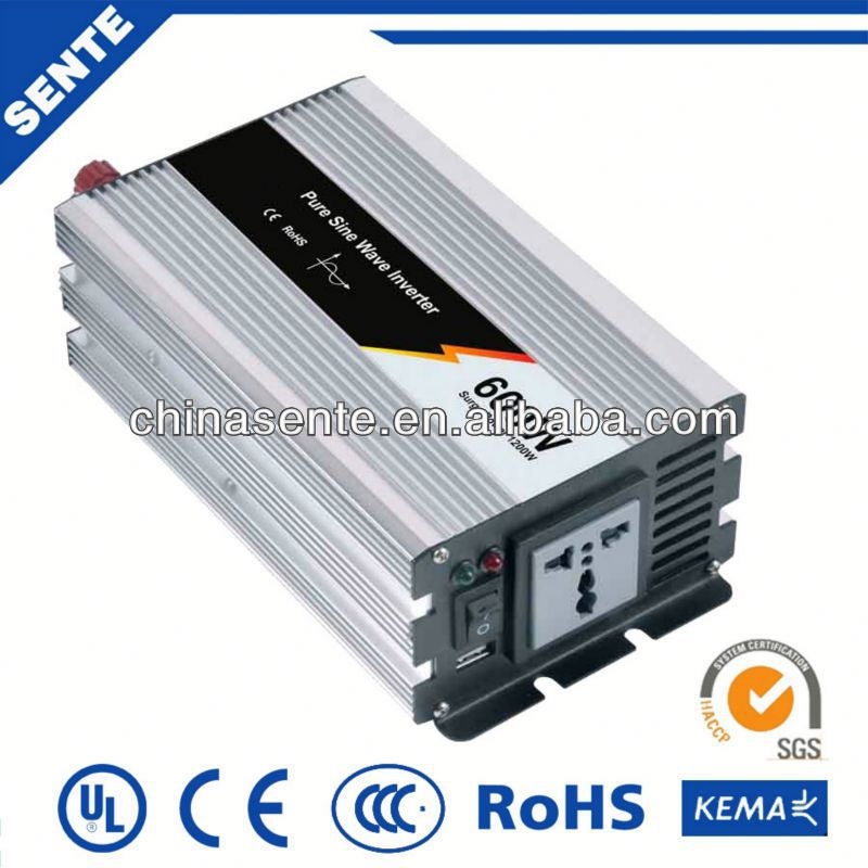 Top quality 600w solar power inverter 5kw 12v 220v inverter dc to ac inverter 50Hz/60Hz with high quality and best price