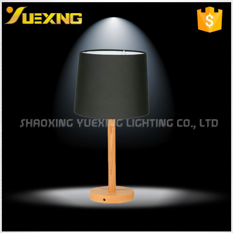 YUEXING Factory Direct Wooden Lamp