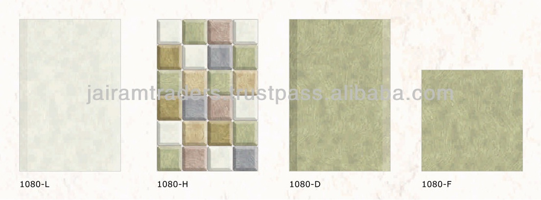 Grey Shade Ceramic Glazed Wall Tiles (30x45cm)