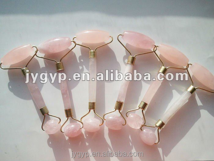 jade massager facial massager rose quartz roller for skin