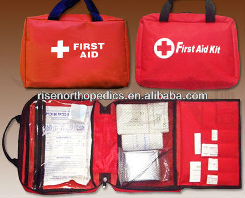 OEM Hot sales first aid kit CE FDA ISO13485 BSCI factory