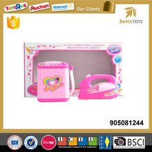 Hot Sale Cute Washers and Iron Pretend Play Toys