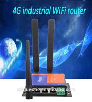 12V Wireless 3G WiFi 4G LTE External Antenna VPN Router