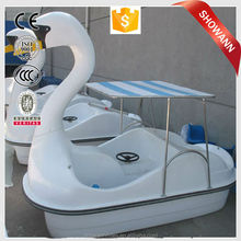 different animals swan/duck pedal boat