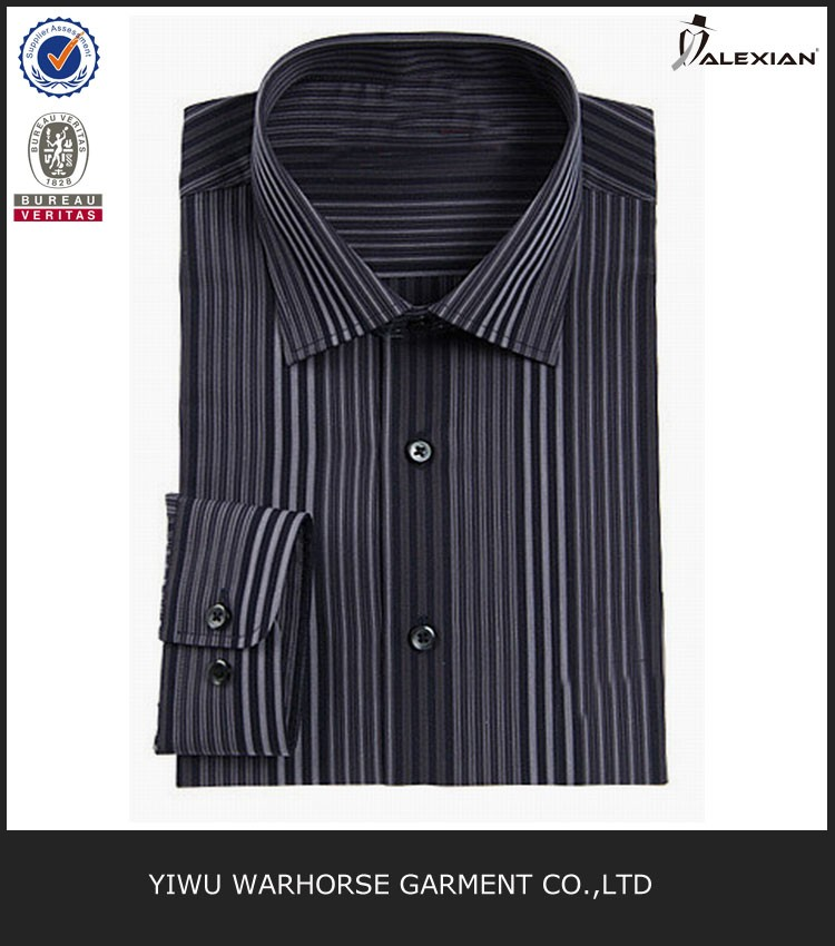Regular style, men shirts made in china
