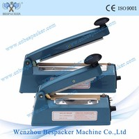 PFS-100 plastic body manual hand plastic sealer machine