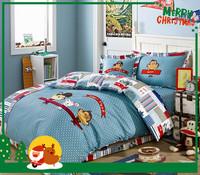 Luxury cartoon applique oriental design 3d modern children quilt cover luxury baby bedding set for sale