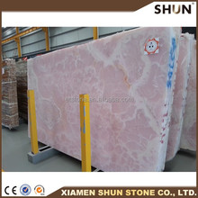 hot sale nature rose pink marble price /china natural pink stone marble slab