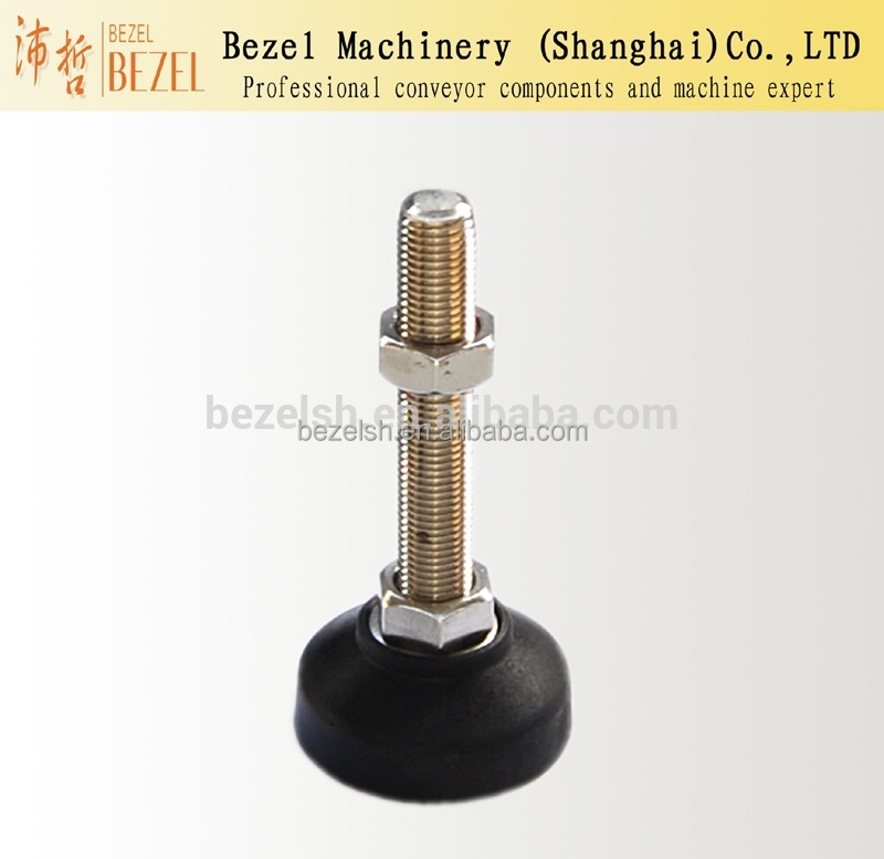 GD60mm chassis steel screw adjustable Fixed feet leveling feet