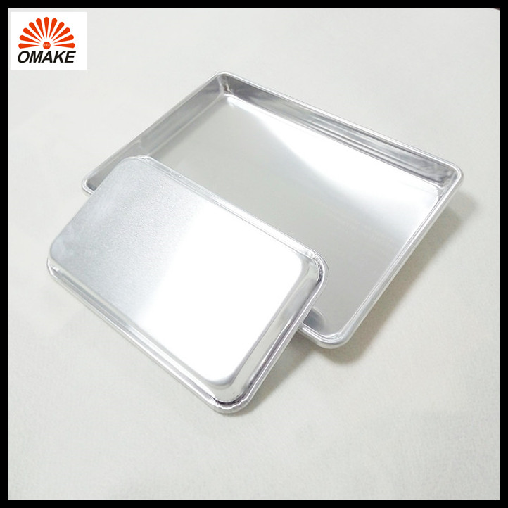 With plastic cover grill pan with FDA certification