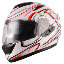 ECE DOT approved motorbike motorcycle full face helmet