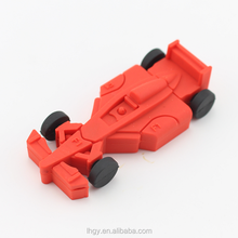 Super cute,cheap,pvc cycle racing usb flash drive