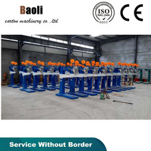 baoli manual stitching machine /corrugated carton paperboard stitcher machine simple and easy