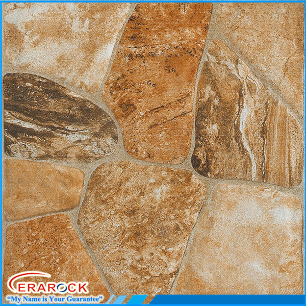 Cerarock chinese faux stone tile floor