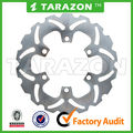 Kawasaki Rear Stainless Steel Solid Brake Disc Disk Rotor For KLX250/650