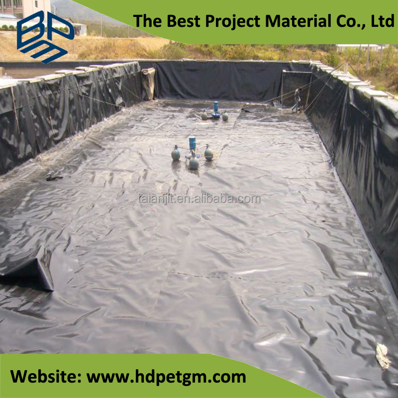 Fish Farming Equipment Aquaculture Tanks Waterproofing Membrane
