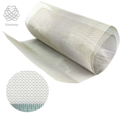 300 350 400 Mesh Plain weave SS 316L Wire Mesh Screen For Printing