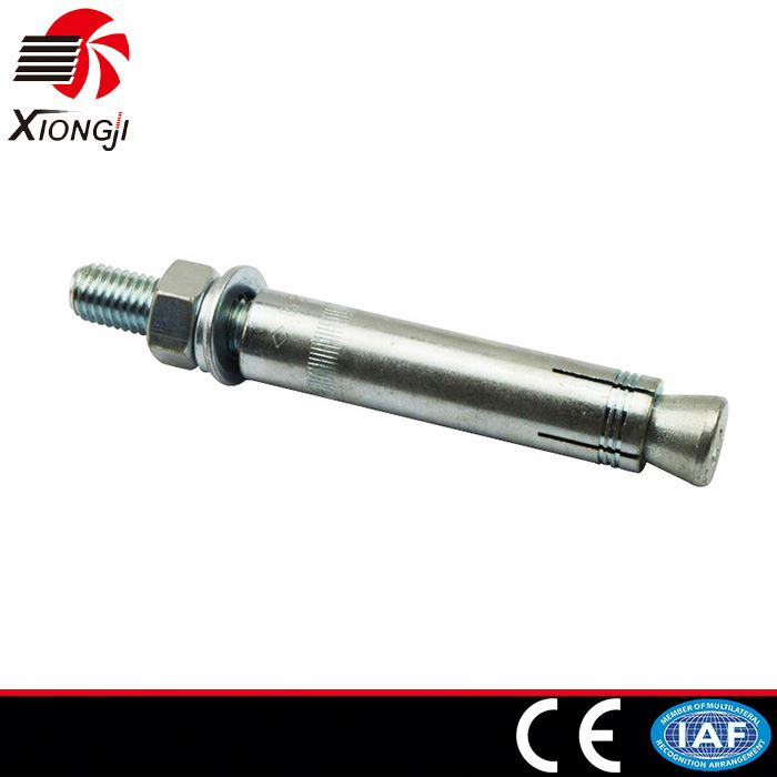OEM High Strength SS316 Versatile Stone Vibration Carbon Steel J Type Screw Foundation Anchor Bolt