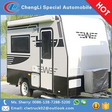 High quality 4.5m Camping Trailer with Imported Al-ko Brake Axle