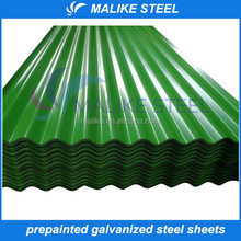 colour ppgi coil for T-shape roofing and wave roofing