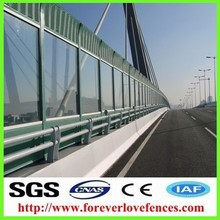 noise barrier highway noise barrier mdf wave pattern wall panels