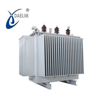 Three phase 11kv 415v 2000 kva oil immersed transformer