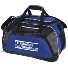 2016 Fancy sports travel duffel bags with trolley