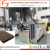 China Holz Kunststoff Composite Decking / WPC Decking Boards Fertigungslinie