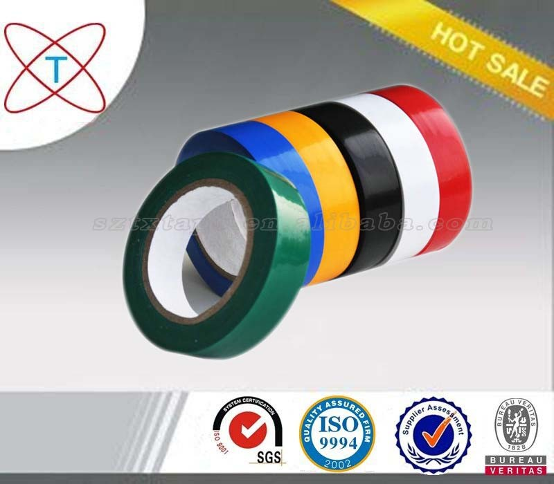PVC Electrical Insulation Tape Wire Harness Wrapping Tape