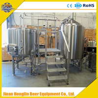 100L Micro Beer Brewery Equipment Mini